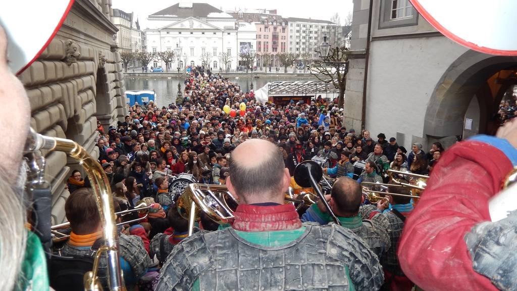 Luzern ergreift Massnahmen für die Fasnacht