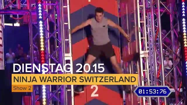 Trailer Ninja Warrior Switzerland S01E02 KW43