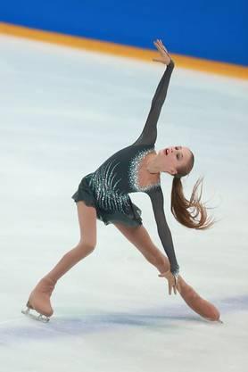 Gold in der Kategorie Junior SIS  Damen für Kimmy Repond