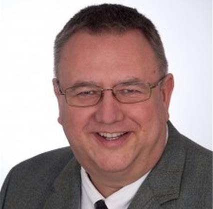 Dietmar Fink, 1. Vorsitzender des Gewerbevereins Badisch-Laufenburg