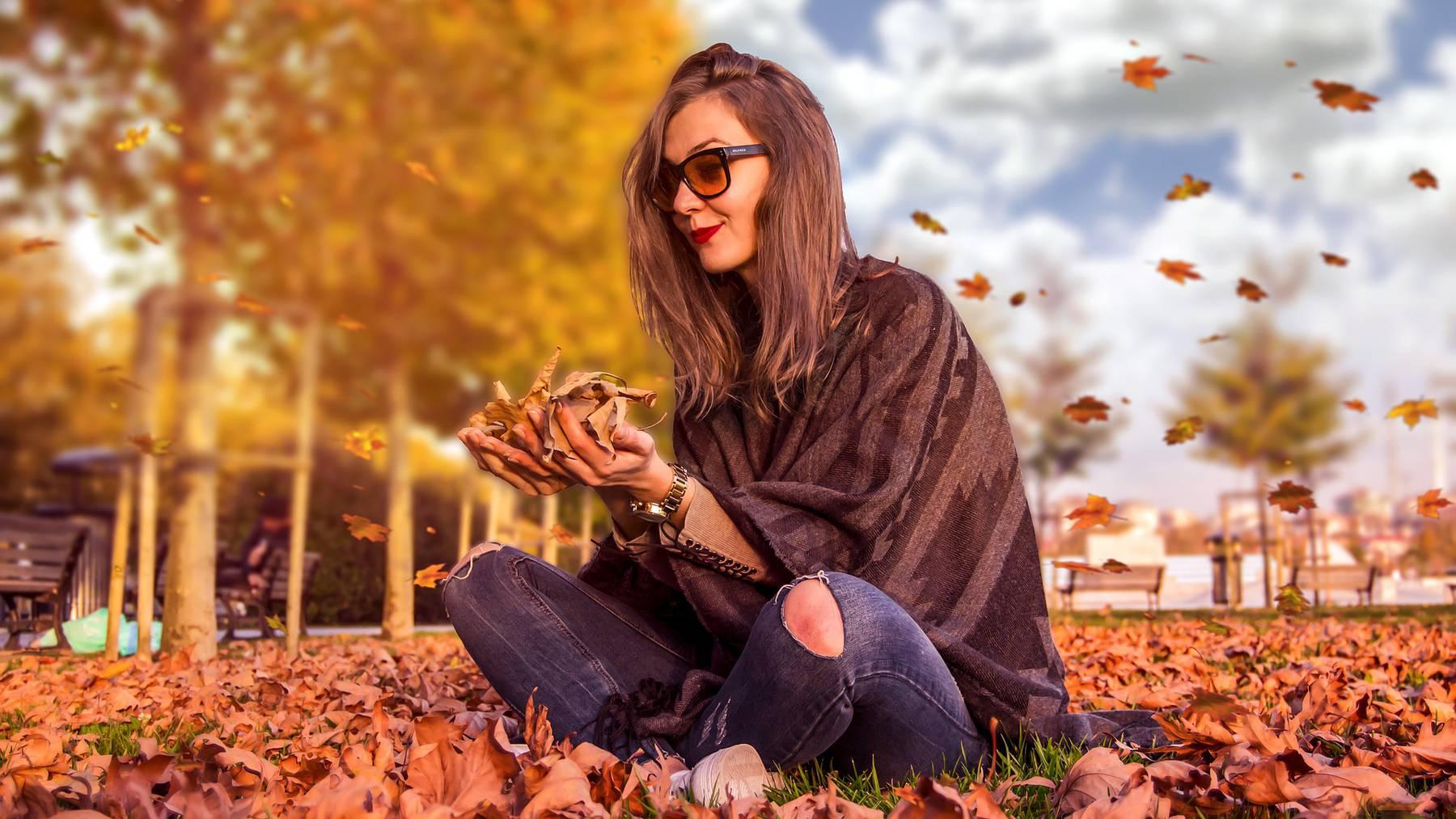 Herbstmode