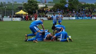 Der FC Klus/Balsthal ist 2018/19 der beste Solothurner Drittligist.
