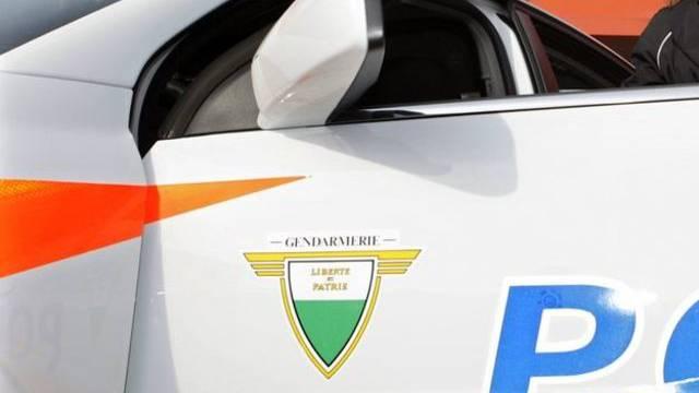 Roma weggewiesen: Die Waadtländer Polizei (Symbolbild)
