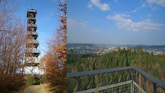 Eschenbergturm bei Winterthur