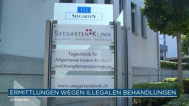 Illegale Zellentherapien in der Schweiz
