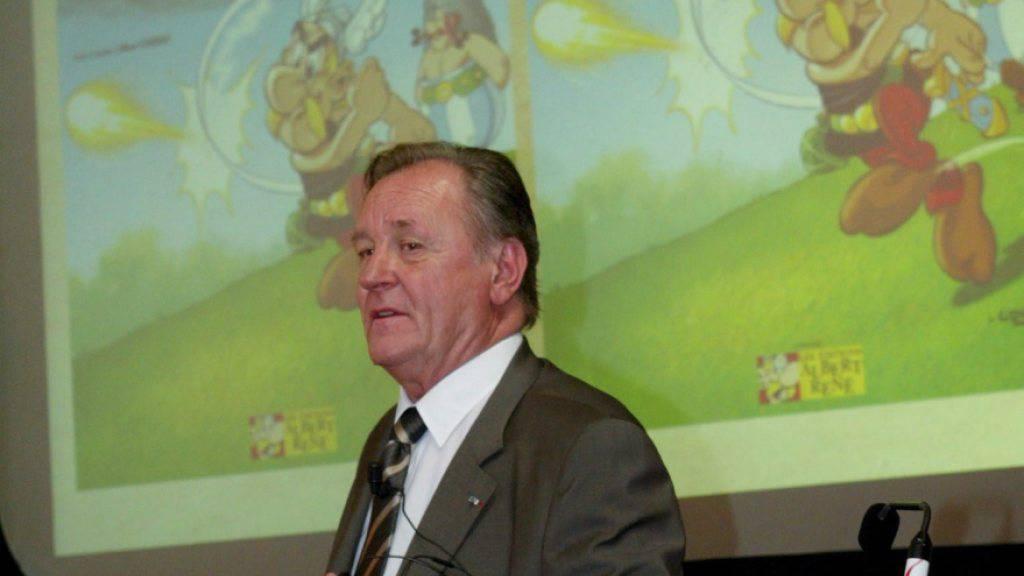 Asterix-Zeichner Albert Uderzo ist gestorben