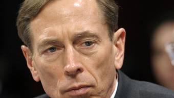 Ex-CIA-Direktor David Petraeus (Archiv)