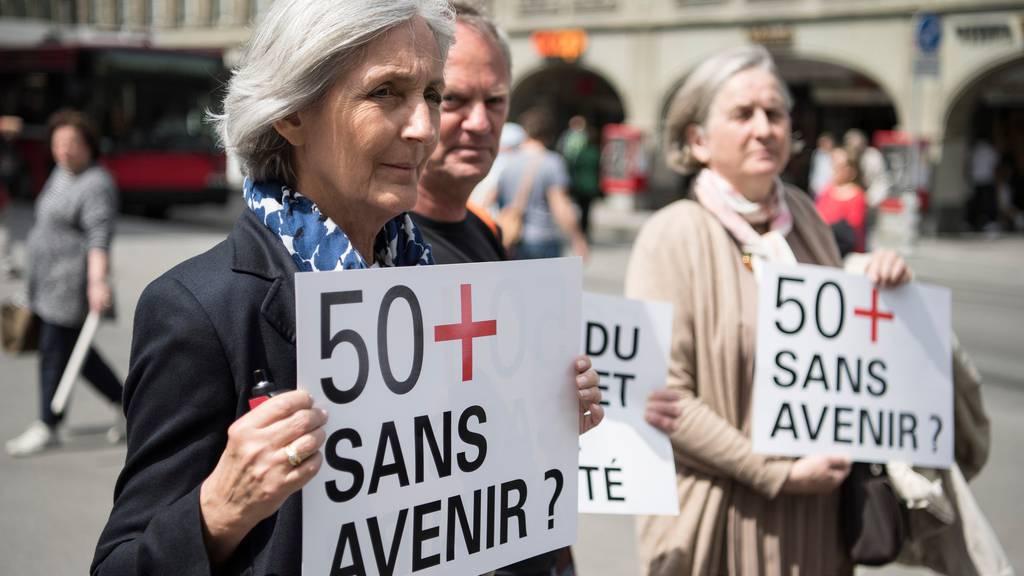 Avenir50plus fordert vom Bundesrat finanzielle Unterstützung für Ausgesteuerte