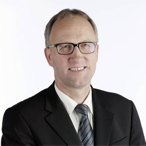 Peter Hegglin, Ständerat ZG