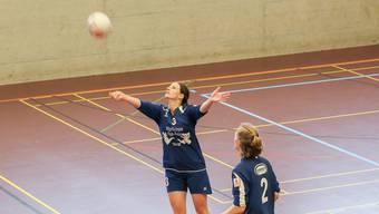 Die Aufsteigerinnen aus Hochdorf schlagen sich gut und kämpfen um einen Final4-Platz.