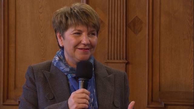 Viola Amherd: «An Frau Bundesrätin gewöhne ich mich bald»