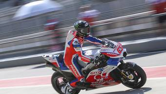 Nicht auf einem echten Motorrad, aber im virtuellen Wettkampf der stärkste: Francesco Bagnaia