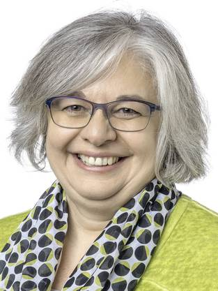 Charlotte Shah-Wuillemin,  FDP-Gemeinderätin.