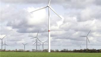 Die IBA beteiligt sich an 18 deutschen Windparks.