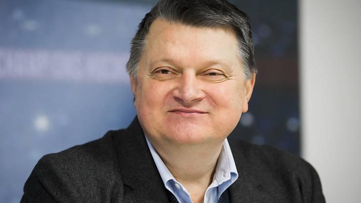 Vor einer schwierigen Trainersuche: HCD-Präsident Gaudenz Domenig