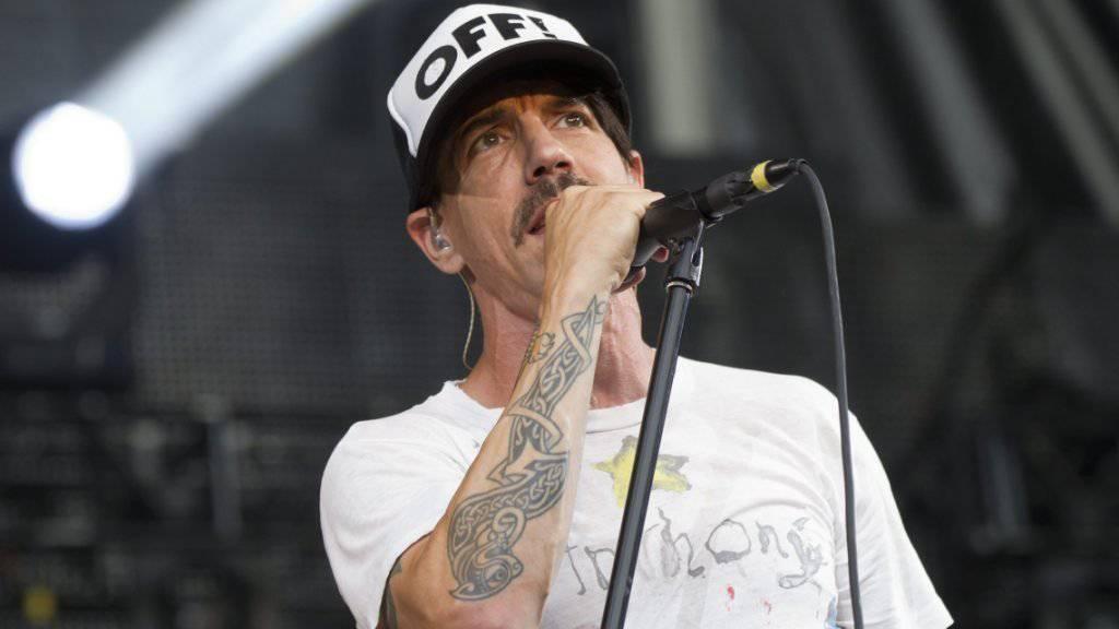 Frontmann der Red Hot Chili Peppers hat Babyleben gerettet
