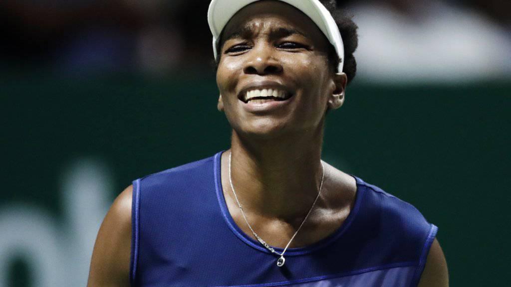 Die Ermittlungen gegen Venus Williams wurden eingestellt.