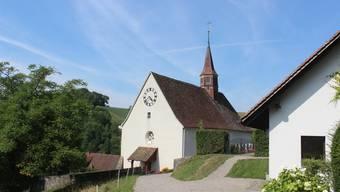 Die reformierte Kirche in Densbüren ist sanierungsbedürftig.