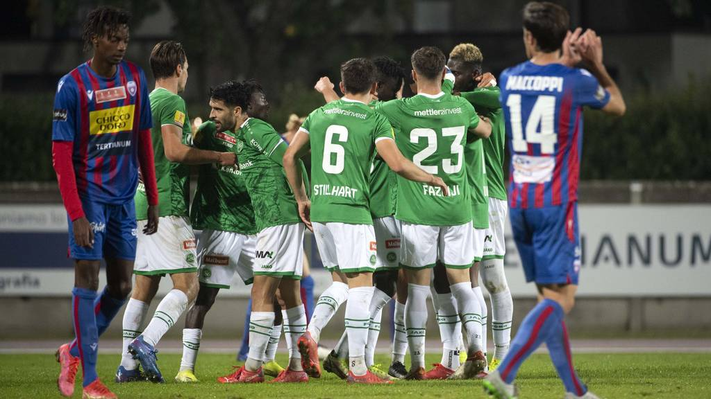 Duah schiesst St.Gallen zum Sieg: Espen stehen im Cup-Viertelfinale