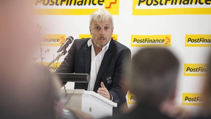 Ueli Schwarz tritt zurück.