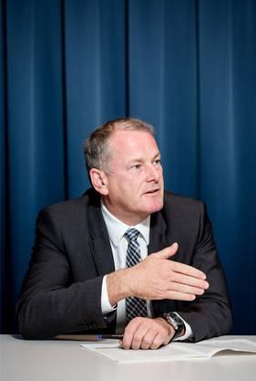 Stephan Attiger: «Ohne einvernehmliche Lösung wird der Regierungsrat SIL 2 ablehnen müssen.»