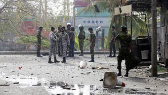 Oster-Terror in Sri Lanka