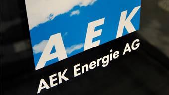 Logo der AEK. ul