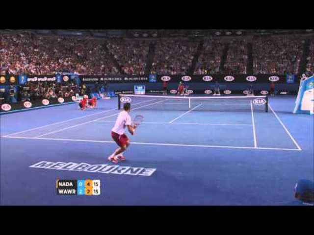 Wawrinka v Nadal Highlights (Men's Final) |  Australian Open 2014