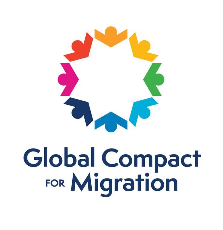 Das Logo des 34 Seiten langen UNO-Papiers.
