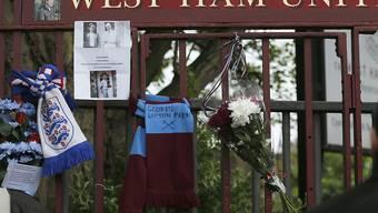 Im Upton Park findet das letzte Heimspiel von West Ham statt