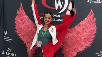 Adriana Andrade feierte am «Dance World Cup» Erfolge