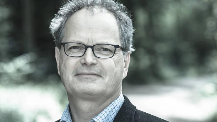 Jörg Meier präsentiert am Freitag sein Buch «Meiereien». Alex Spichale