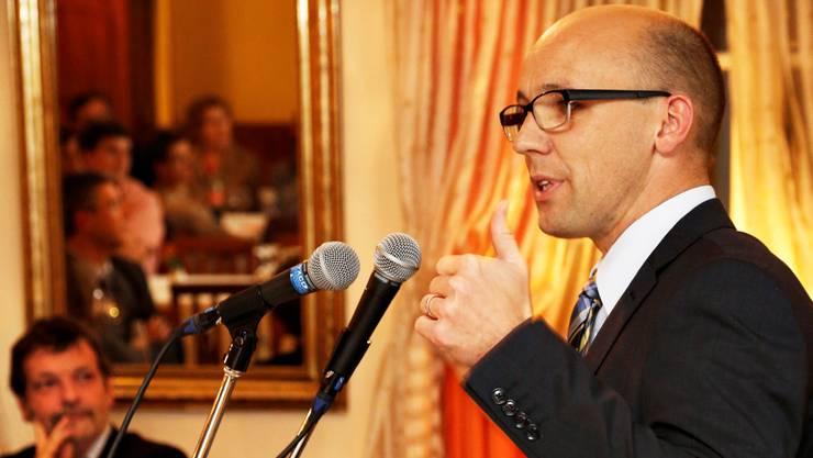 Referent Stefan Müller-Altermatt