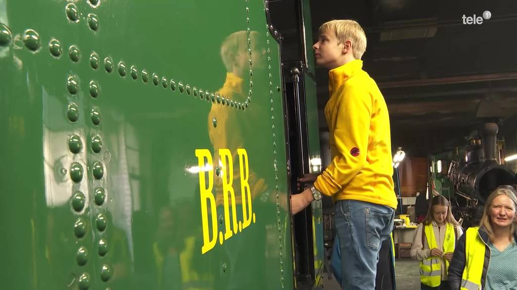 Brienz Rothorn Bahn erfüllt Wunsch von 15-jährigem Autisten