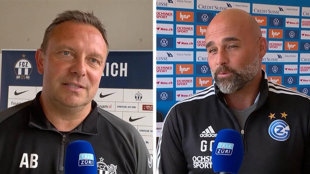Derby: So wollen FCZ und GC punkten