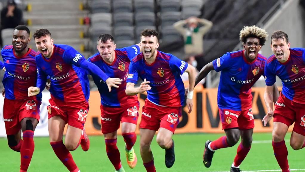 Nach der Qualifikation für die Gruppenphase der Conference League müssen sich die Spieler des FC Basel auf lange Reisen einstellen