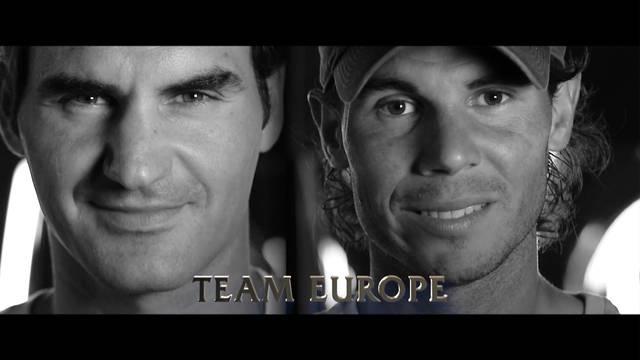 Federer spielt erstmals mit Nadal