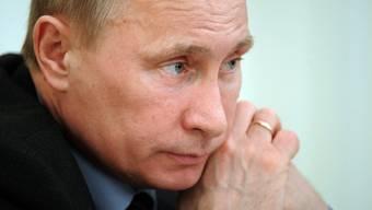Gilt als Favorit für das russische Präsidentenamt: Wladimir Putin (Archiv)