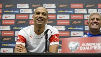 Wieder dabei: Captain Gökhan Inler gibt im Wembley sein Comeback