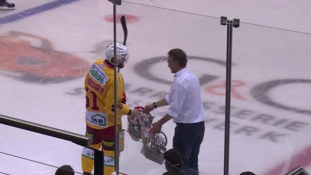 Wenn Brüder zu Hockey-Gegnern werden