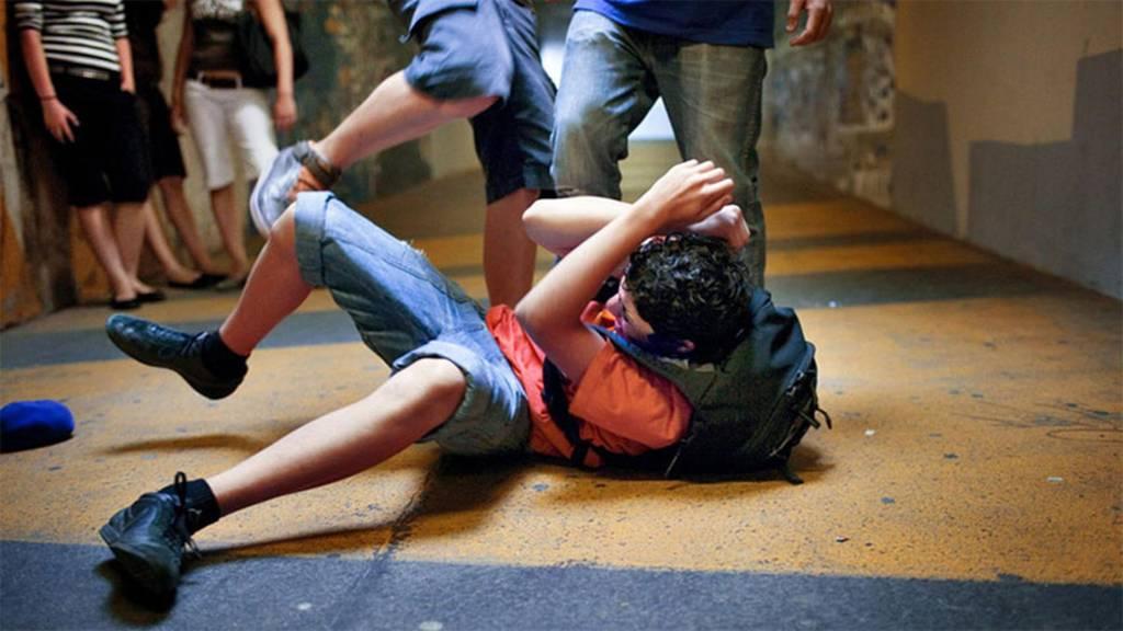 Jugendgewalt nimmt wieder zu