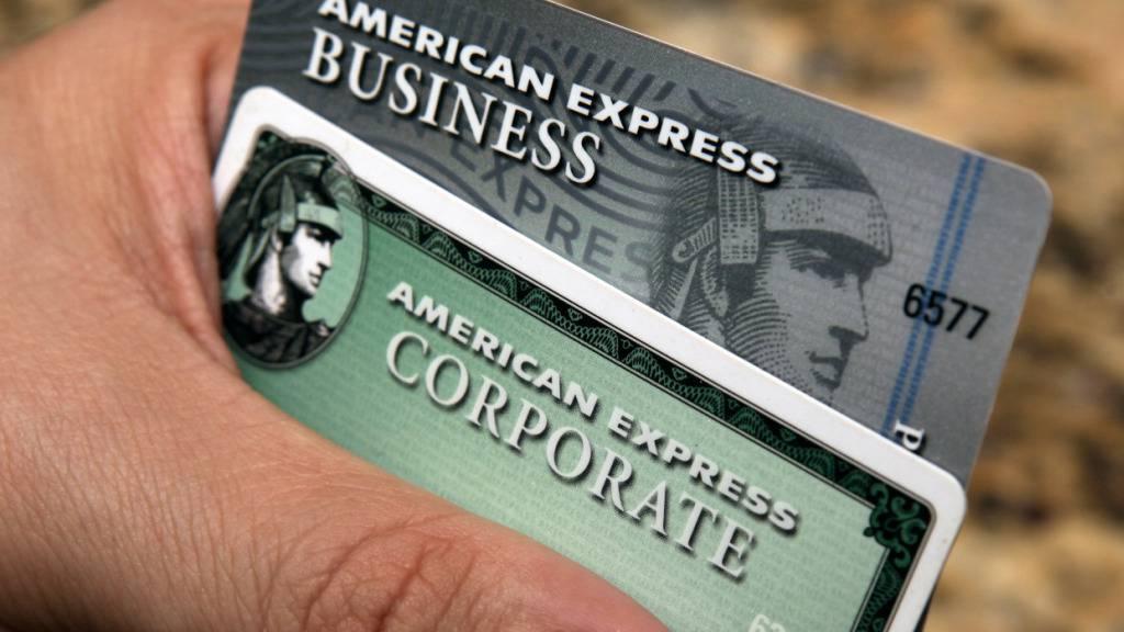 Kreditkarten-Riese American Express mit Gewinnsprung