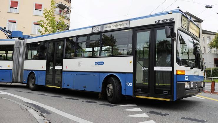 Der Unfall ereignete sich in der Giesshübelstrasse. (Themenbild)