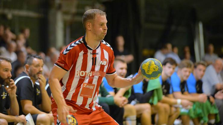 Der TV Solothurn gewann das Spiel gegen Schlusslicht Wädenswil 33:31.