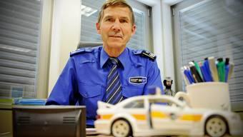 Wechsel an der Spitze der Interkantonalen Polizeischule Hitzkirch