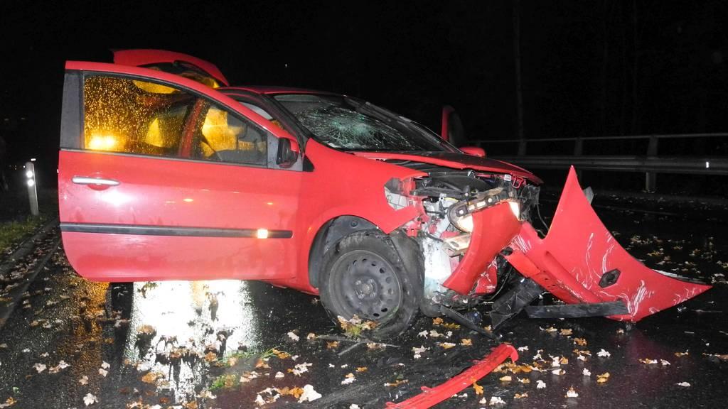 Zwei schwere Unfälle am Montagmorgen ++ Schüler schwer verletzt