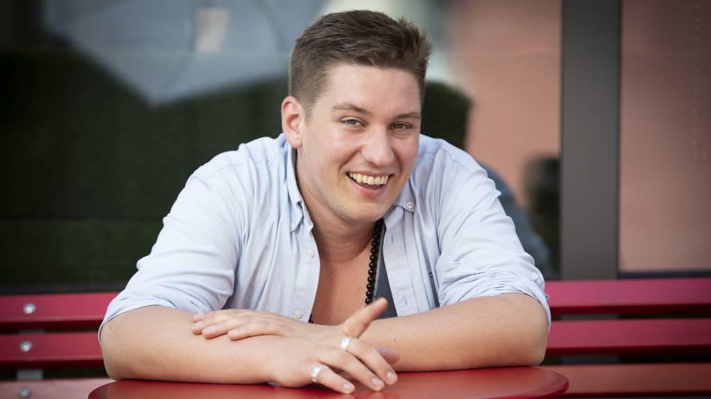 Appenzeller Sänger Marius Bear trotzt Corona mit neuer Musik
