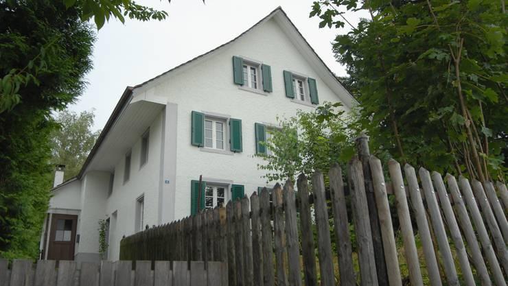 Der Kauf dieser Liegenschaft ist eine der Investitionen, welche die  Gemeinde Oberrohrdorf für das kommende Jahr vorsieht. (Bild: Walter Schwager)