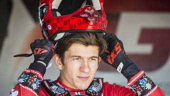 Jeremy Seewer hat sich dem Motocross-Sport mit Herz und Seele verschrieben
