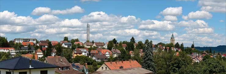 Der neue Turm zu Rottweil.